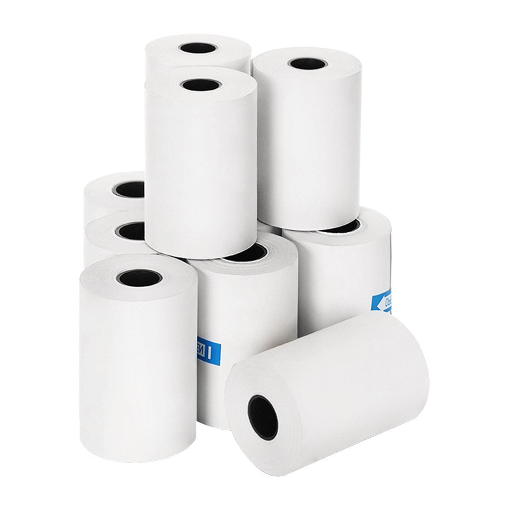 120 Bulk Thermal Paper Rolls 57x38mm Cash Register Receipt Roll Eftpos Papers