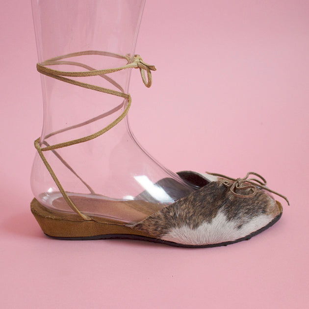 "Whirligig Shoe Co. - ""The Cowgirl"""