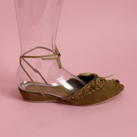 "Whirligig Shoe Co. - ""The Rodeo Queen"""