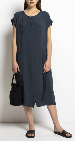 Della daimond dress in midnight