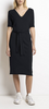 Ezri knit dress in midnight