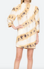 Tamara tunic dress camel