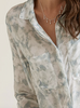 hipster button down shirt in safari sage