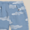 Clouds all over sweatpants