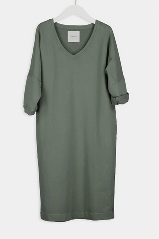 Thon dress in mist