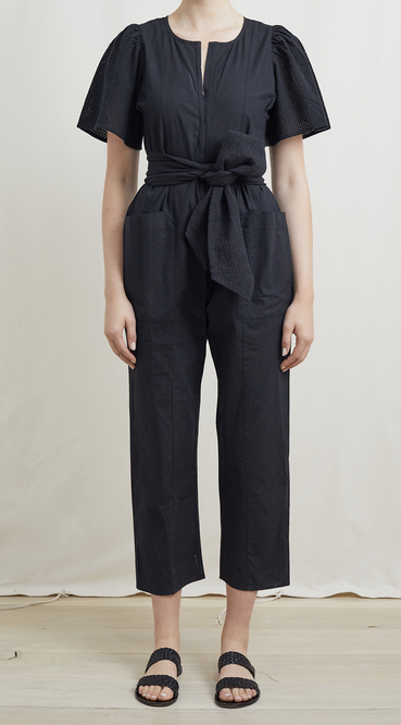Nueva limon jumpsuit black