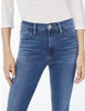 Le high skinny crop released hem edgewater