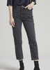 Tesoro pant in washed black denim