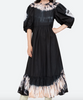 Daria puff sleeve dress