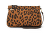 Gosee bag cognac pablo cat suede