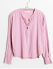 pink serene brook top