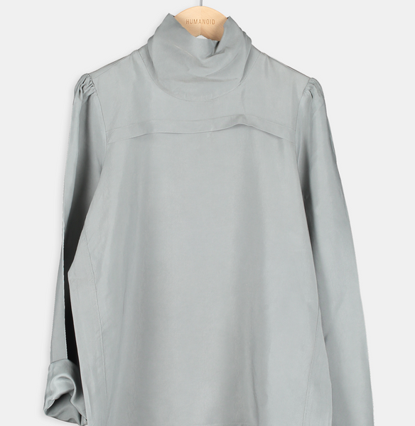 Giove top in ice grey