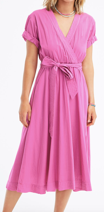 Winslow Dress sweet pea pink