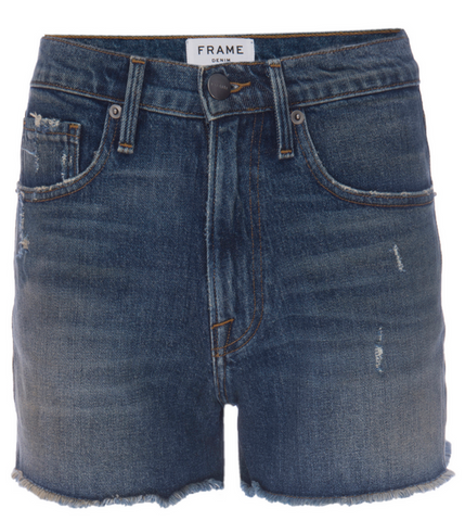 Le vintage jean short superstition
