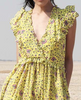 Honey dress pansy blazing yellow