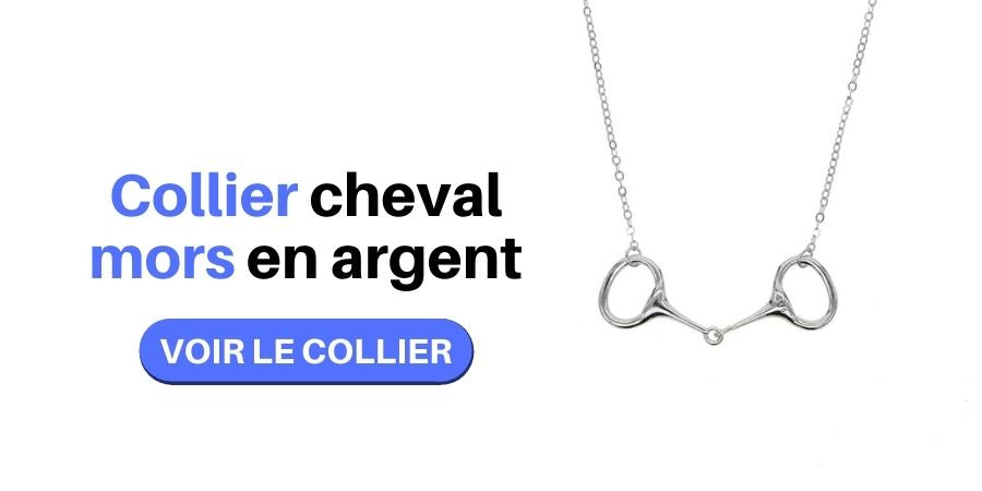 Collier mors cheval