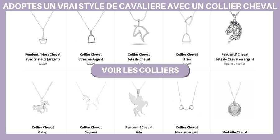 Colliers Cheval