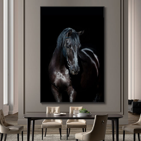 Tableau Cheval Contemporain