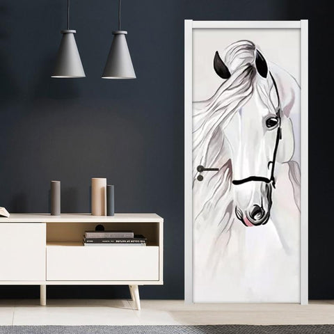 Stickers Cheval Blanc