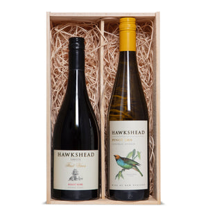 Hawkshead Swainson Selection Wine Two Bottle Gift Box