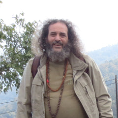 Dave, Founder of Electric Whispering on a trip to Nepal