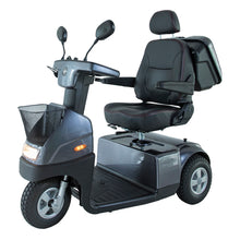 Load image into Gallery viewer, AFIKIM MOBILITY - AfiScooter Breeze C3 - Mid-Sized Multi-Purposed  3 Wheel Mobility Scooter - 950W - Electric Whispering 1