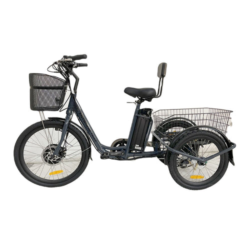 Anywhere 3 Wheel Adult Low Step through E Trike 500W