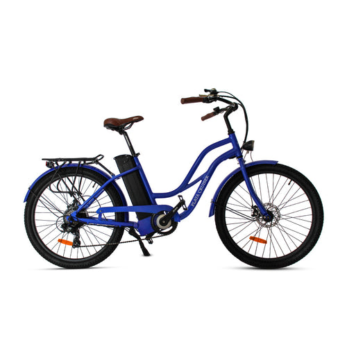 Anywhere Playa Low Step through Beach Cruiser E Bike 250W