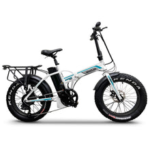 Load image into Gallery viewer, Emojo Lynx Pro 750 Fat Tire Folding Electric Mountain Bike - 750W - Electric Whispering