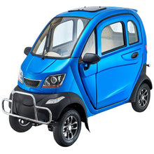 Load image into Gallery viewer, Green Transport Q-Runner 4-Wheel Electric Transport Scooter - 1000W - Electric Whispering