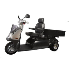 Load image into Gallery viewer, AFIKIM MOBILITY - AfiScooter M - A Utility 3 Wheel Cargo Scooter - 1400W - Electric Whispering