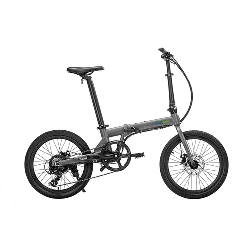 Qualisports Volador Electric Folding Bike – 350W - Electric Whispering