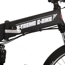 Load image into Gallery viewer, XTreme Baja 48 Volt Folding Mountain E Bike - 500W