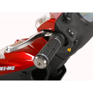 XTreme Cabo Cruiser Elite Max 60 Volt 2 Wheel Power Assisted E Scooter - 600W