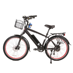 XTreme Laguna 48 Volt Beach Cruiser Electric Bike- 500W