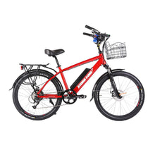 Load image into Gallery viewer, XTreme Laguna 48 Volt Beach Cruiser Electric Bike- 500W