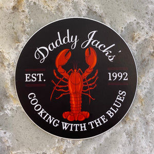 Daddy Jack's Sticker