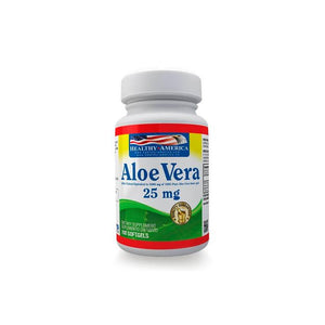 ALOE VERA 25 MG - Natural Light