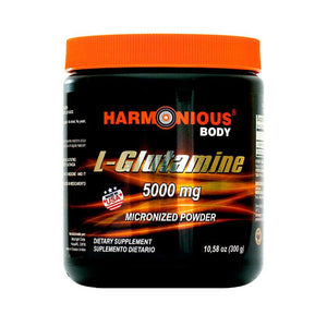 L-GLUTAMINE 5000 MG - Natural Light