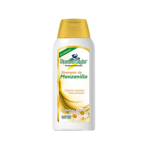 SHAMPOO DE MANZANILLA - Natural Light