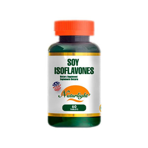SOY ISOFLAVONES 40 MG - Natural Light