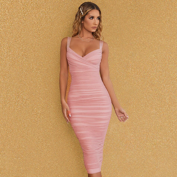 Stacey Bandage Dress