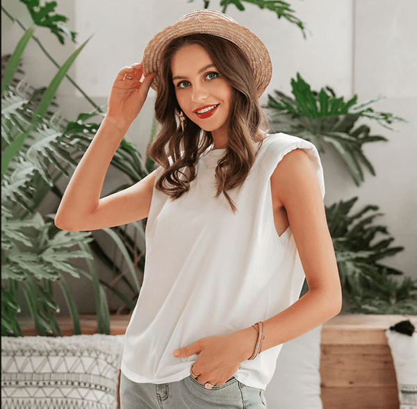 Casual Tee Tank Top