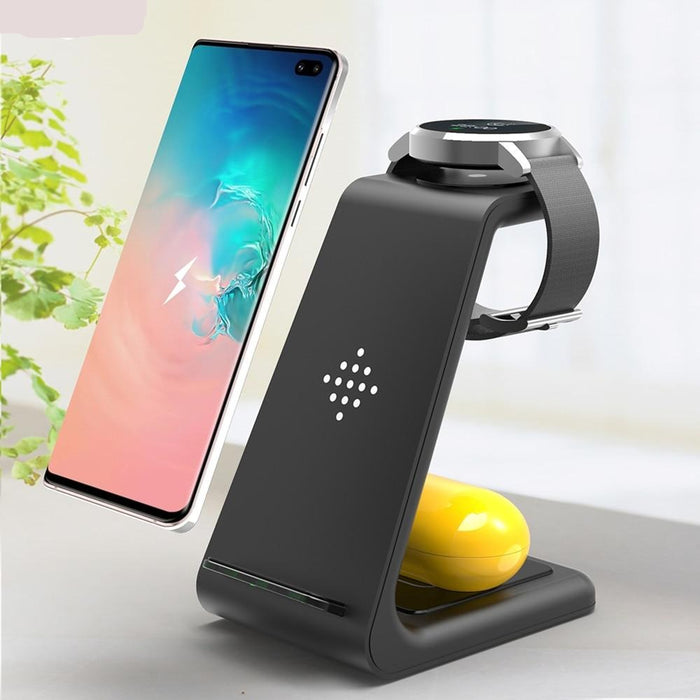 Smart Wireless Charging Station