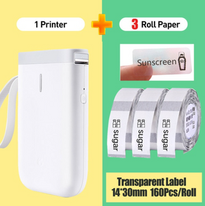 Portable Label Printer
