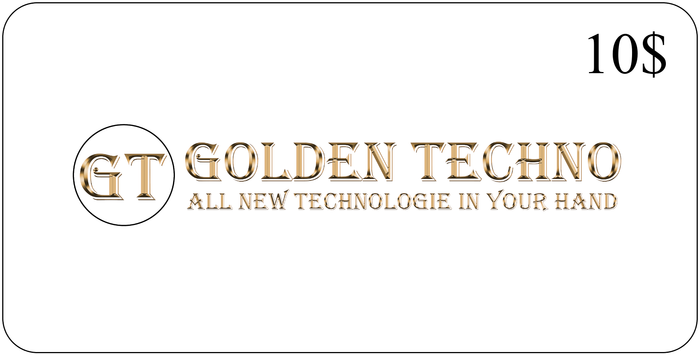 GOLDEN TECHNO GIFT CARD