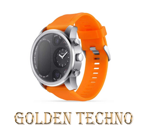 Original GOLDEN TECHNO Smart watch GT1 PRO