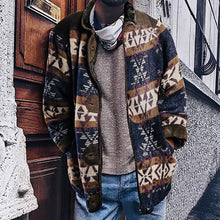 Load image into Gallery viewer, Fashion Men's Stitching Su Sweater