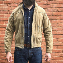 Load image into Gallery viewer, Men's Paneled Pocket Single-Breasted Jacket