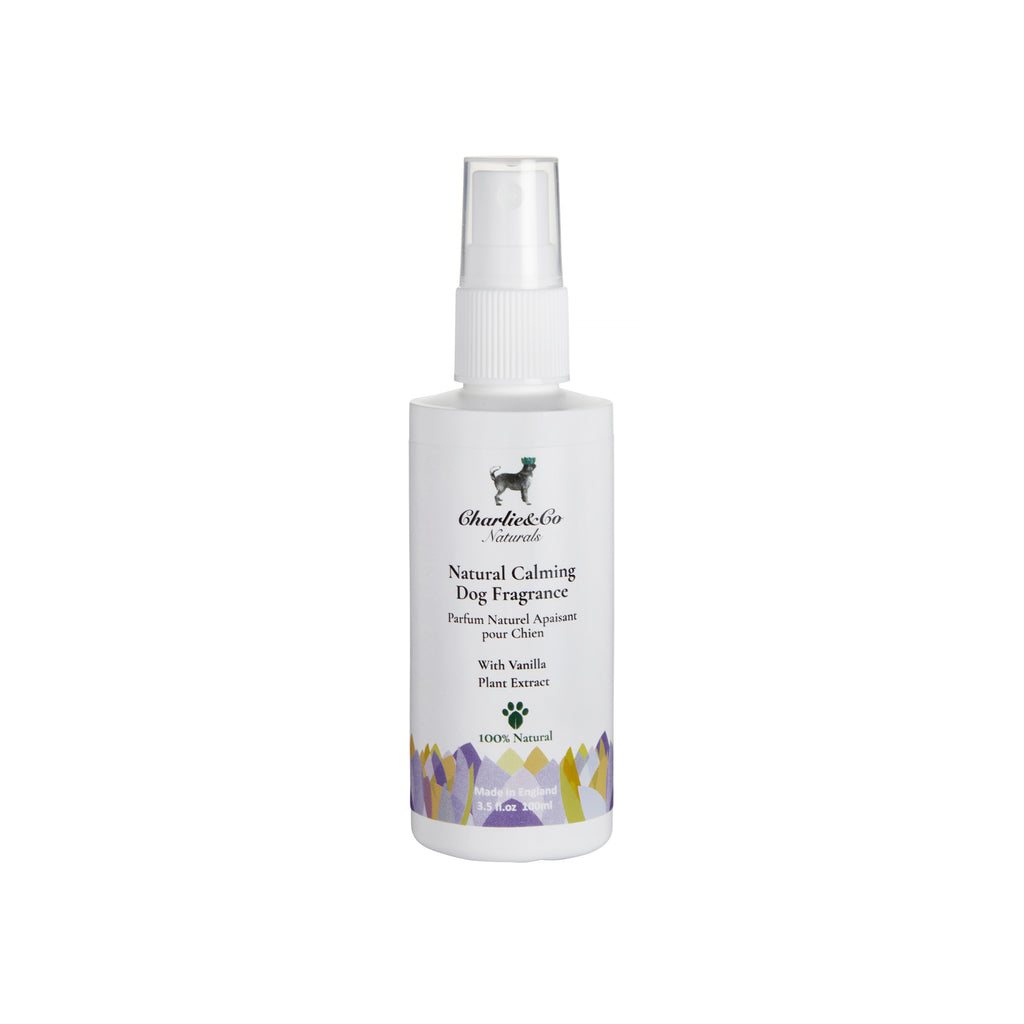 Natural Calming Dog Fragrance